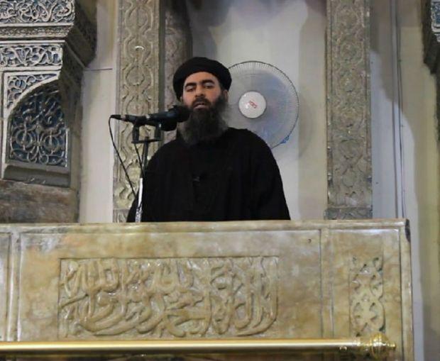 אל-בגדדי מכריז שהוא הח'ליף