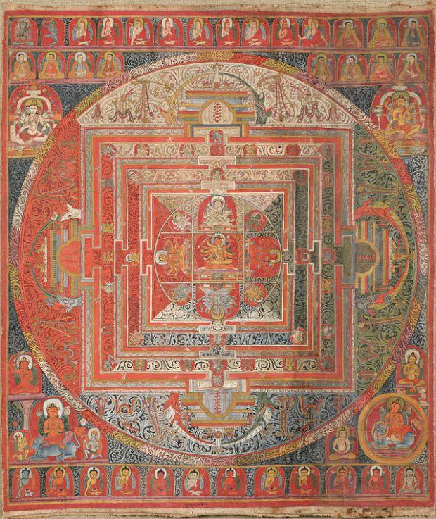 Manjuvajramandala_con_43_divinità_-_Unknown_-_Google_Cultural_Institute